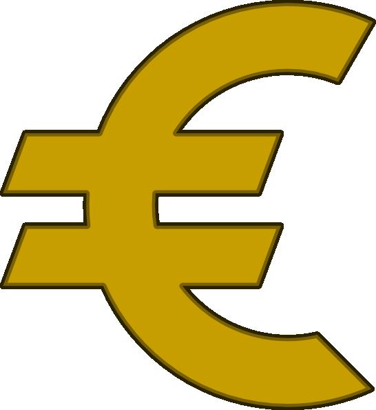 546x594 Euro Clip Art