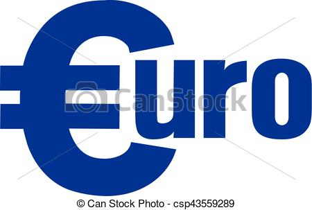 450x303 Euro With Currency Euro Sign Vector