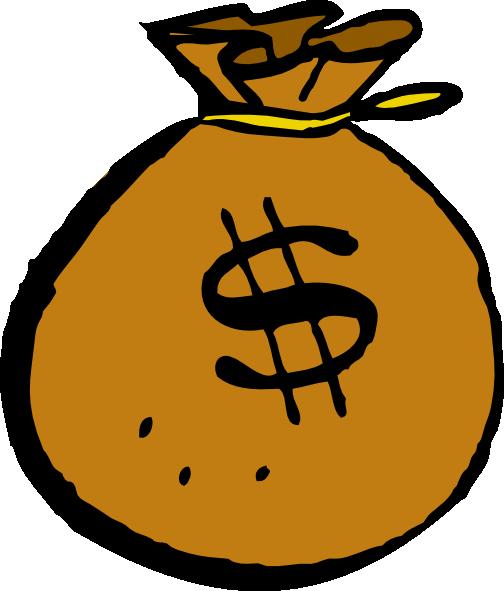 504x591 Money Bag Clip Art Clipart Panda