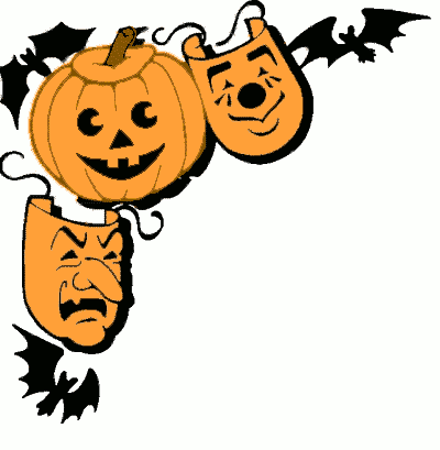 400x409 Free All Hallows Eve Clipart