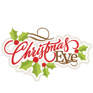 300x300 Merry Christmas Eve Clip Art Within Christmas Eve Clipart
