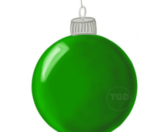 340x270 Evergreen Tree Clip Art Hand Painted Clip Art Evergreen