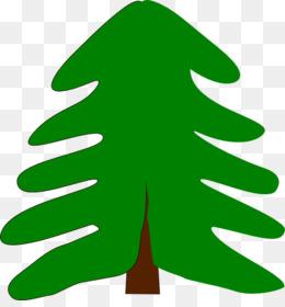 260x280 Evergreen Tree Pine Clip Art