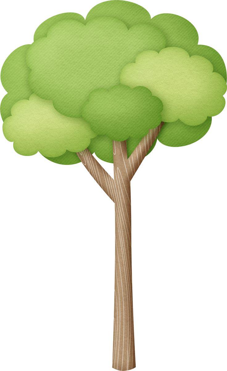 736x1201 Unbelievable Design Trees Clipart 11 Clip Art At Clker Com Vector