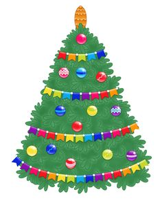 236x295 A Christmas Tree Is A Decorated Tree, Usually An Evergreen Conifer