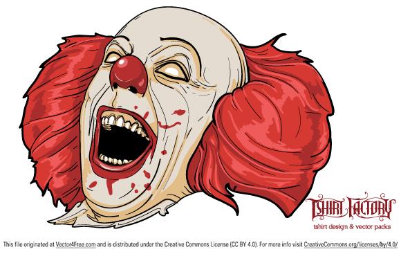580x367 Evil Clown