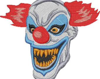 340x270 Evil Clown Etsy
