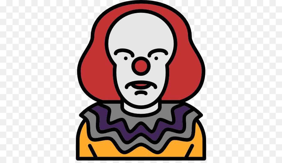 900x520 Evil Clown It Clip Art