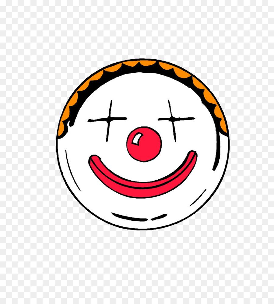 900x1000 Evil Clown Smiley Clip Art