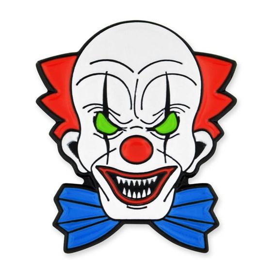 565x565 Scary Clown Pin Pinmart