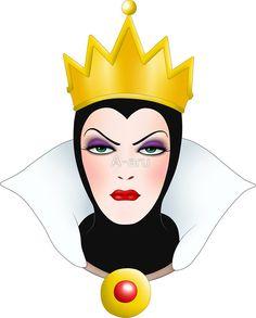 236x293 The Evil Queen Disneymagic Evil Queens And Disney Art