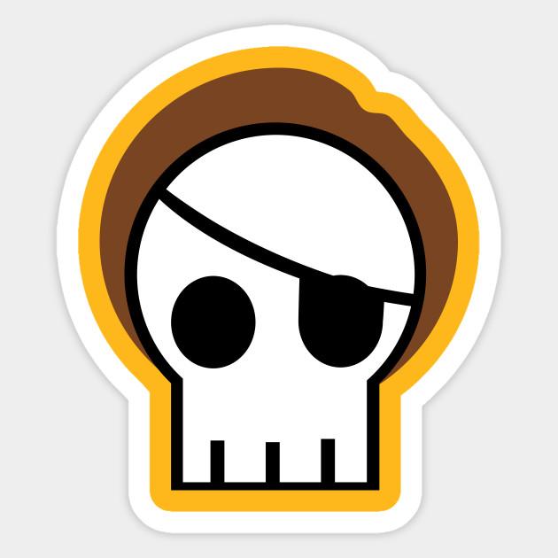 630x630 Evil Morty Skull