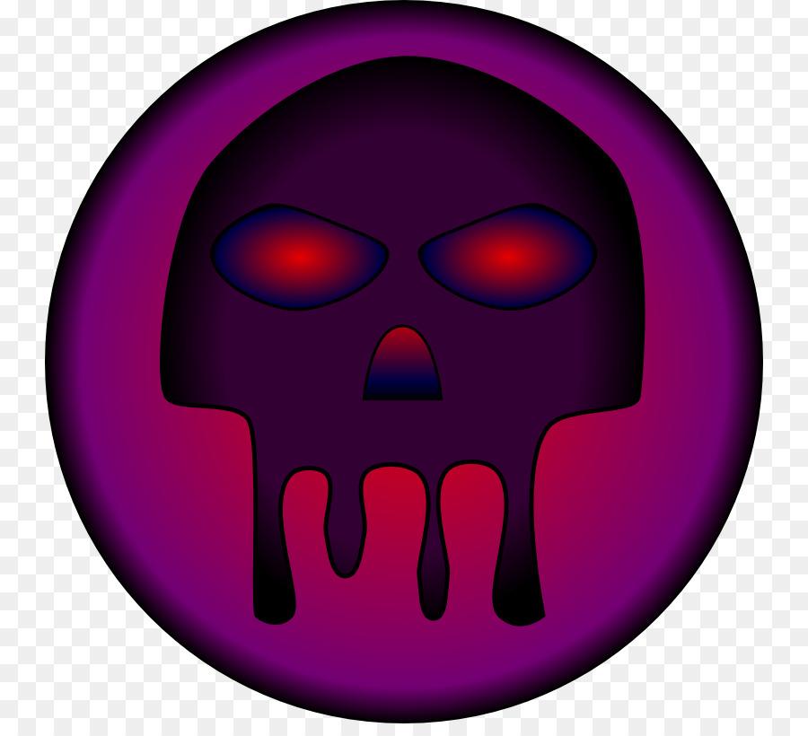 900x820 Skull Clip Art