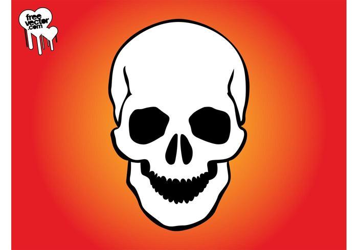 700x490 Smiling Skull Graphics