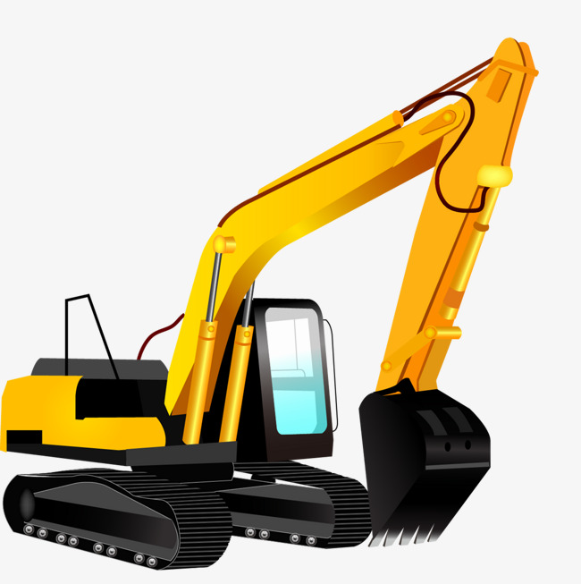 The best free Excavator clipart images. Download from 93 ...