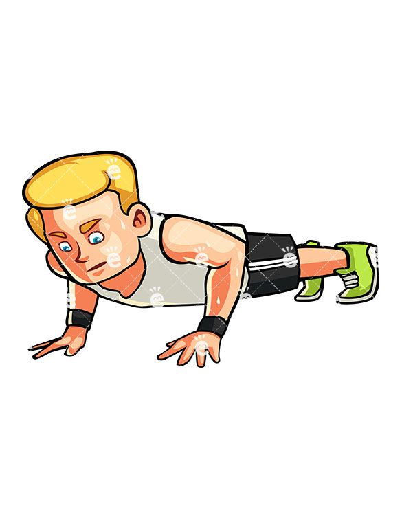 585x755 Best Working Out Clipart Images By Friendlystock