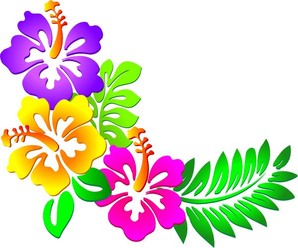 Exotic Flower Clipart