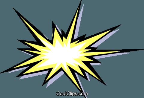 480x328 Explosion Royalty Free Vector Clip Art Illustration Text0574