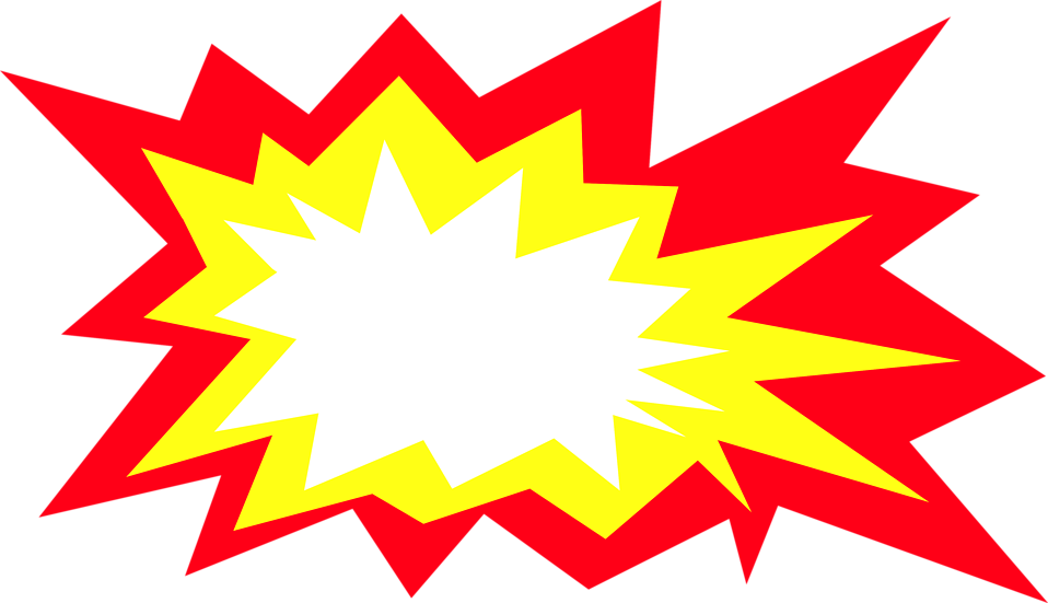 958x551 Explosion Clipart