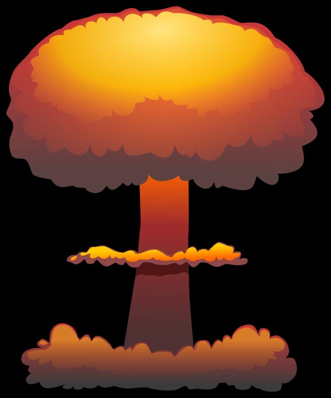 666x800 Free Clipart Nuclear Explosion Tzunghaor