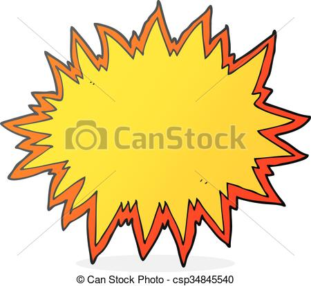 450x413 Freehand Drawn Cartoon Explosion Sign Eps Vector