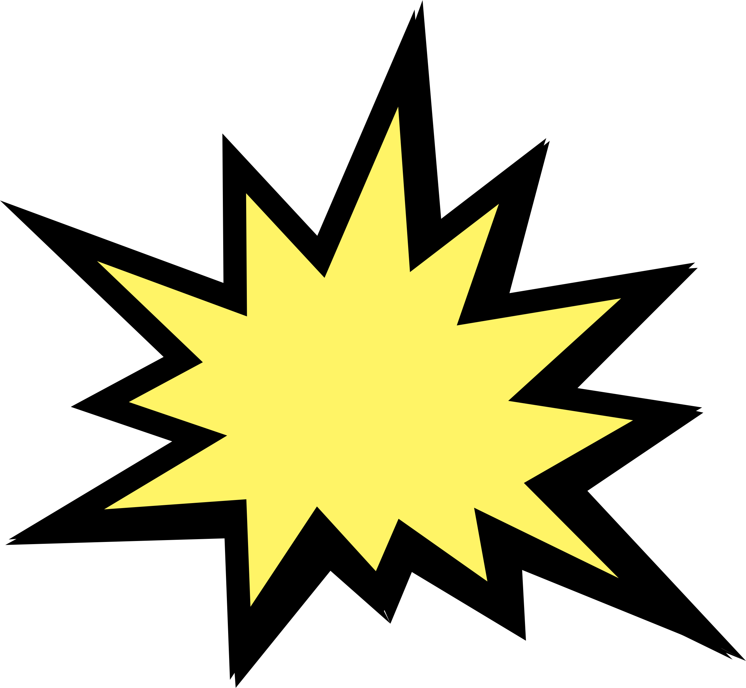 2400x2214 Image For Free Explosion 19 Clip Art Explosion Clip Art Free