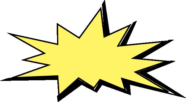 600x329 Blast Clipart Image Of Blast Clipart 4909 Big Yellow Explosion