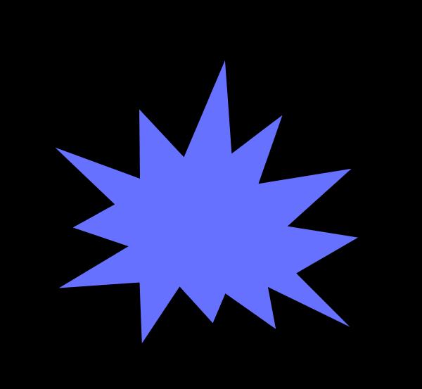 600x553 Cartoon Explosion Clipart