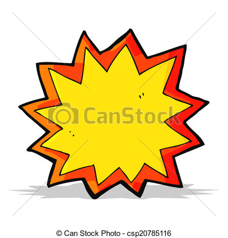 449x470 Cartoon Explosion Vector Clip Art