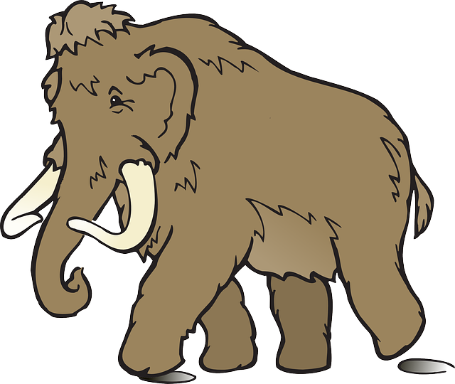Extinct Animals Clipart