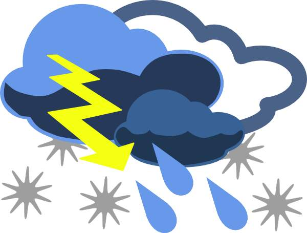 600x455 Collection Of Extreme Weather Clipart High Quality, Free
