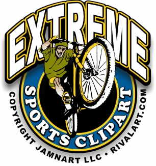 306x326 Extreme Sports Clipart