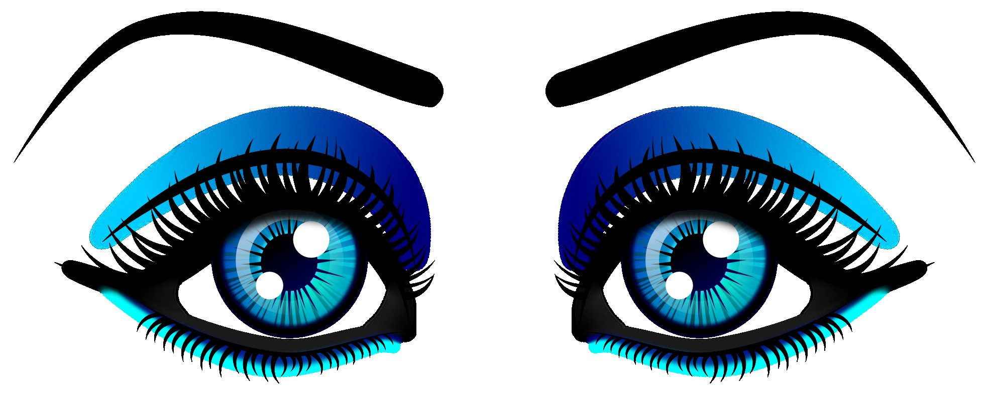 1969x788 Eye Clipart Free Stock Photo Public Domain Pictures Remarkable