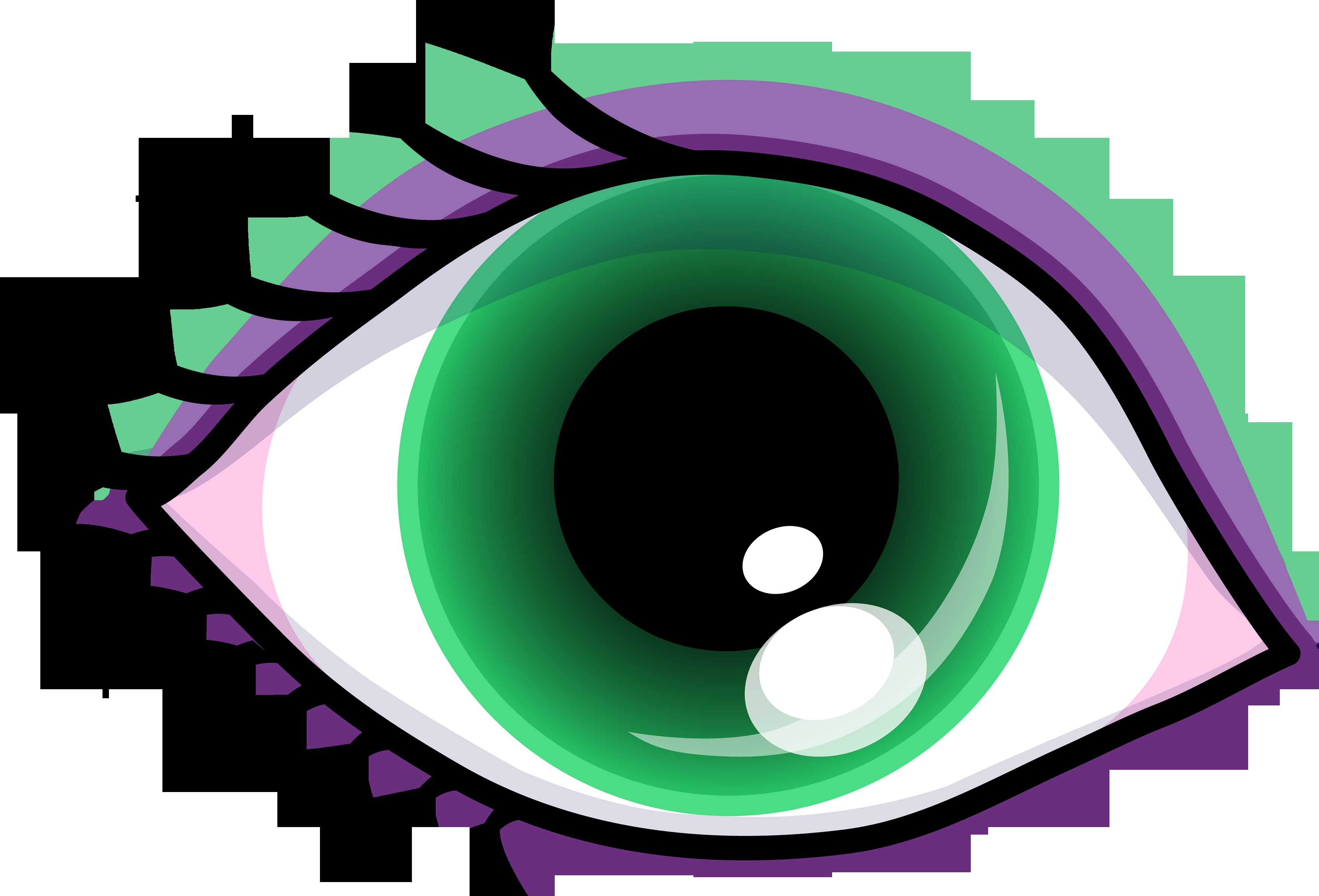 3500x2379 Fresh Eye Clipart Gallery