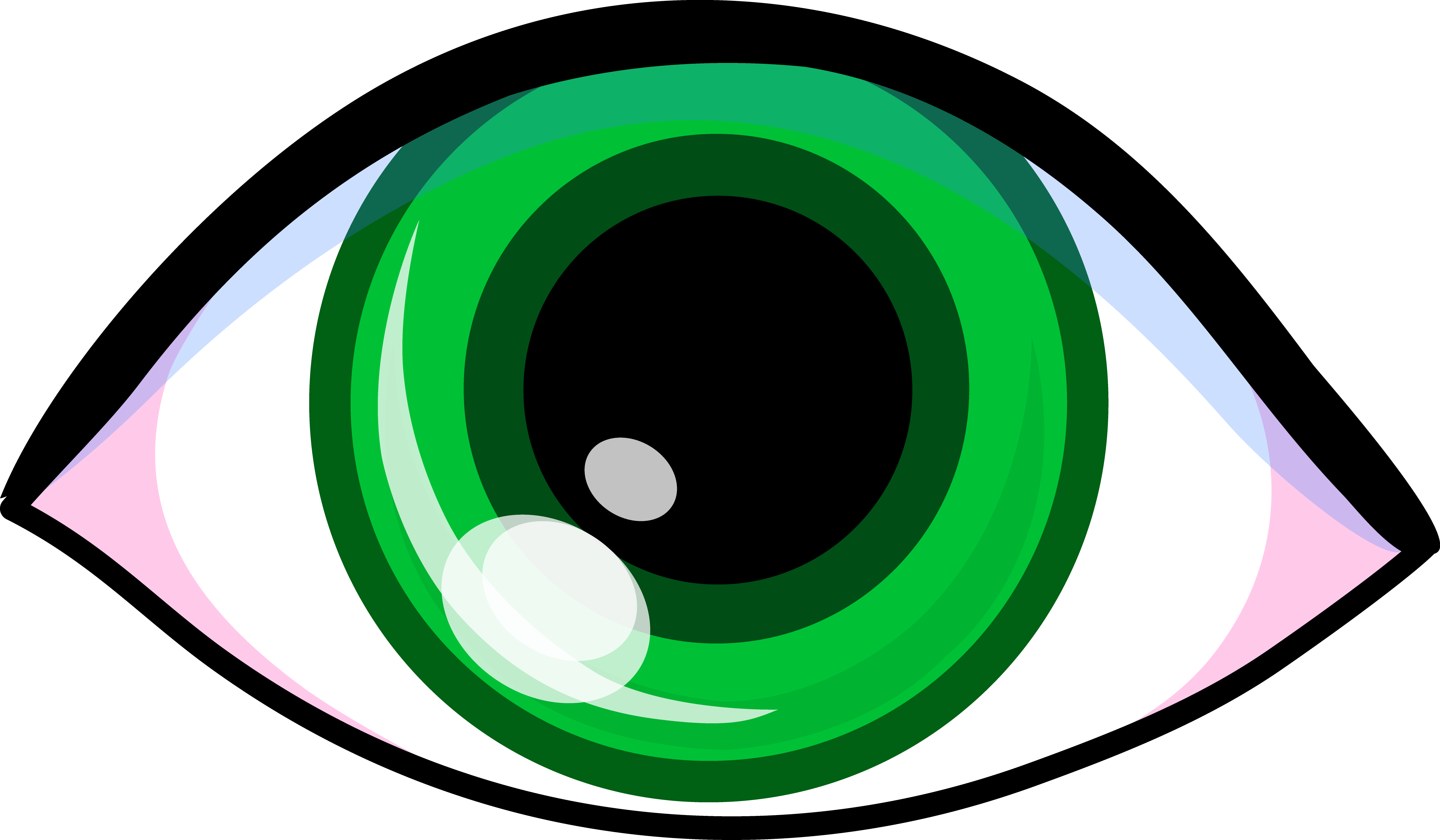 5076x2962 Green Eye Design