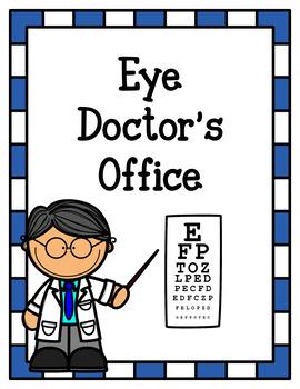 270x350 Eye Doctor Teaching Resources Teachers Pay Teachers