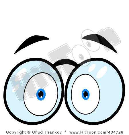 450x470 Eye Vision Clipart