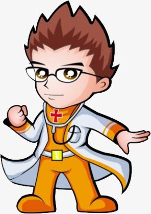 296x418 Cartoon Doctor, Cartoon Characters, Doctors, Eye Png Image