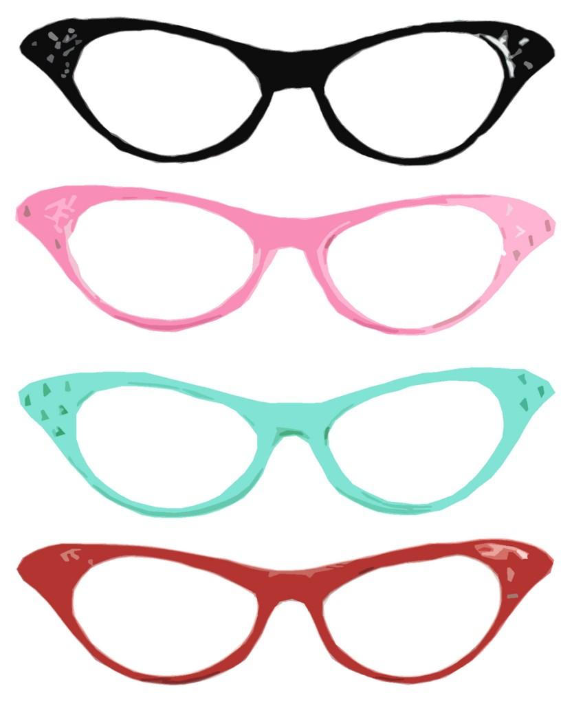 832x1024 Cat Eye Glasses Clip Art Cat Eye Glasses Clipart