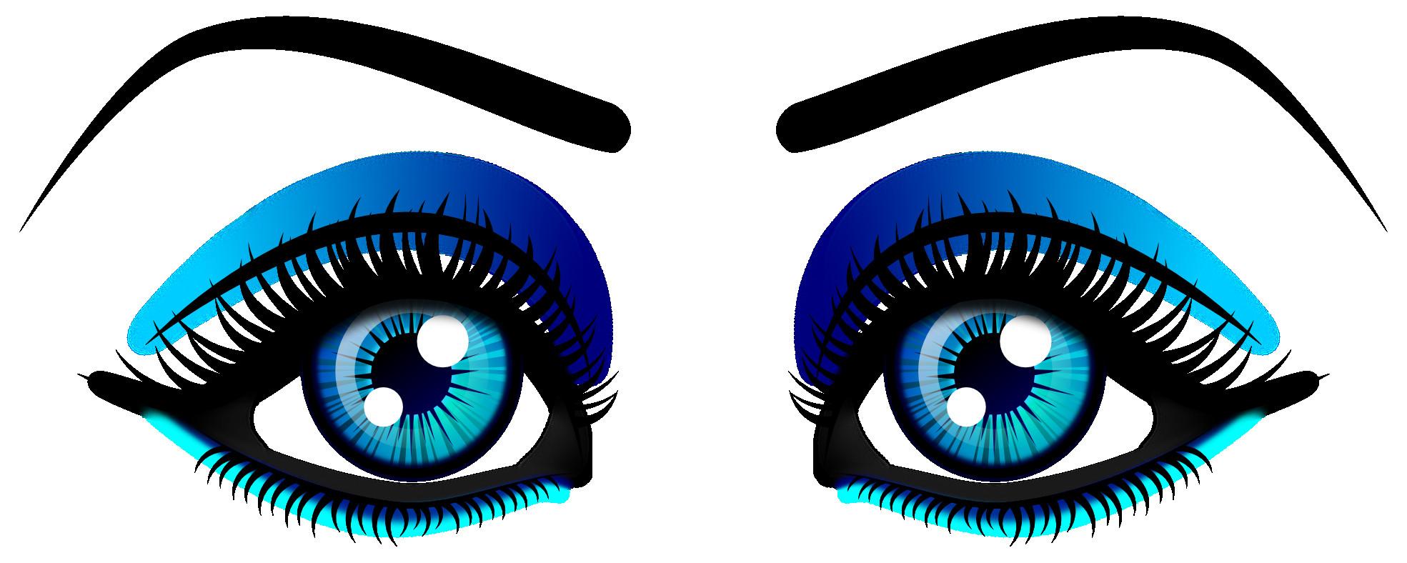 1969x788 Female Brown Eyes Png Clip Art Best Web Clipart Pleasing