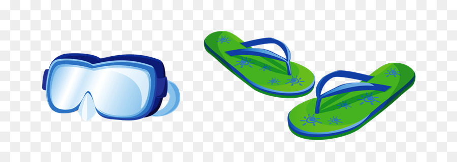 900x320 Slipper Shoe Sandal Clip Art