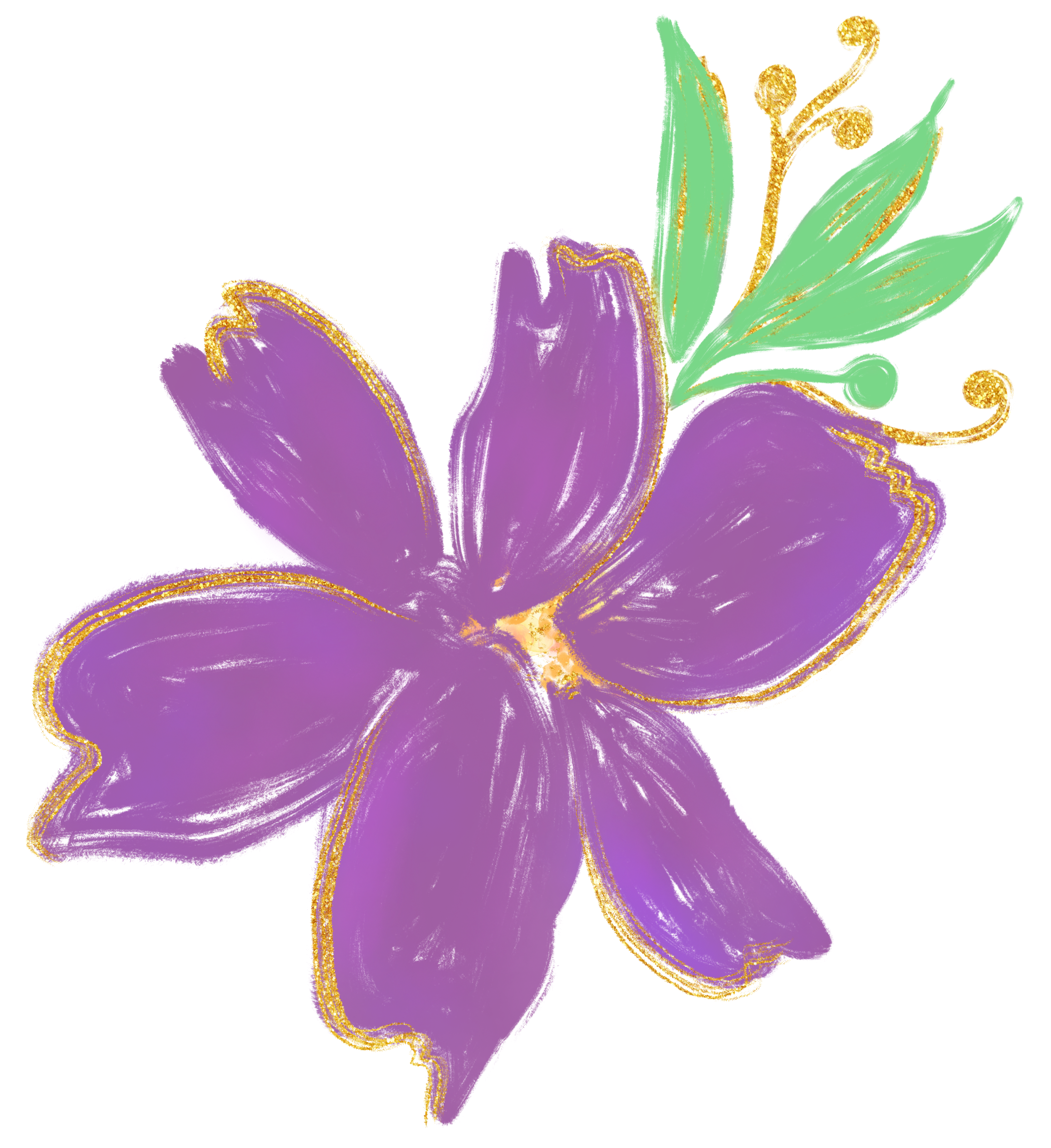 2938x3208 Free Flower Clip Art Graphics