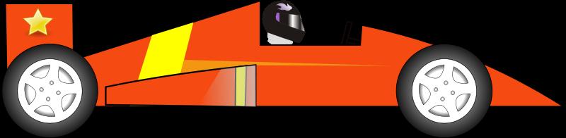 800x196 Free Clipart Race Car Karthikeyan