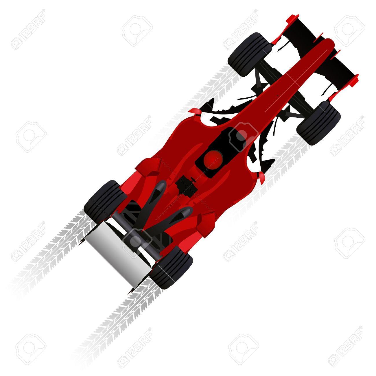 1300x1300 Race Car Clipart Top