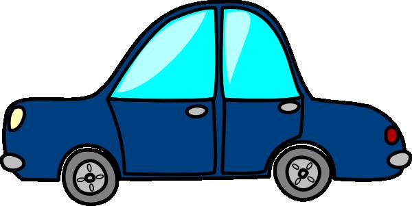 600x301 Teal Clipart Car