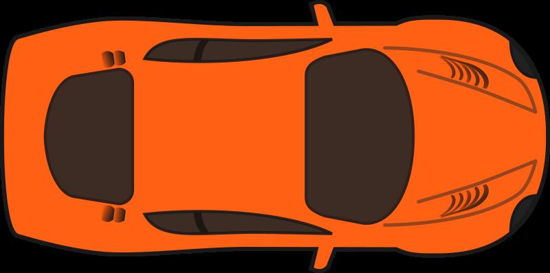 800x397 Race Car Top Down Clipart