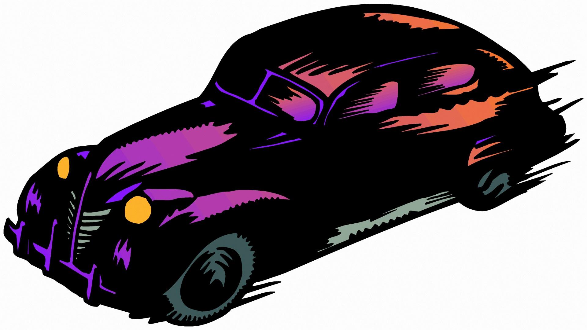 1920x1080 Cartoon Race Car Pictures