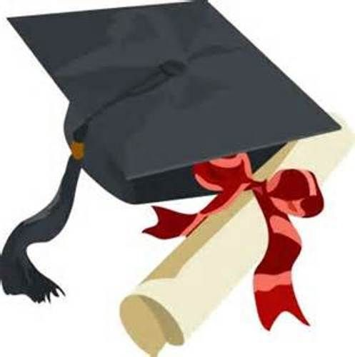 497x500 Graduation Clip Art For Kids Clipart Panda