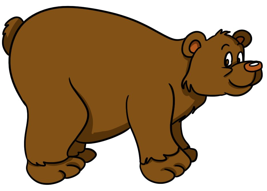 934x667 Brown Bear Clipart Angry