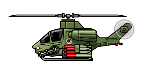 468x232 Army Helicopter Clipart Cartoon Attack